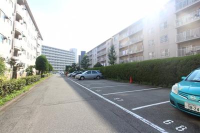 【駐車場】神陵台北住宅65号