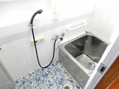 【浴室】出丸町6貸家