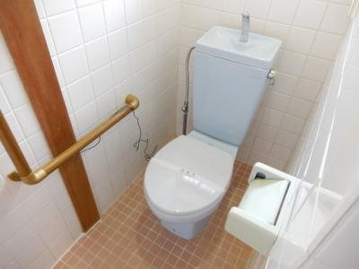 【トイレ】出丸町6貸家