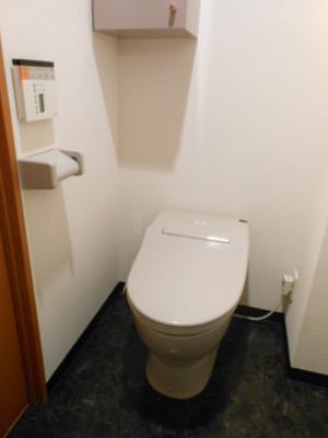 【トイレ】グランドガーラ高輪