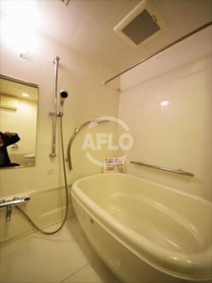 ル・パピヨンDX 浴室