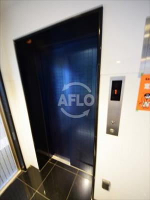 ル・パピヨンDX エレベーター