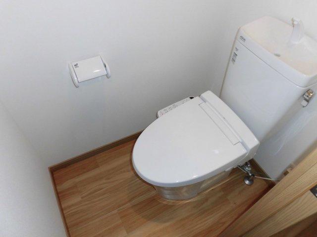 【トイレ】ヴェルドミール今泉