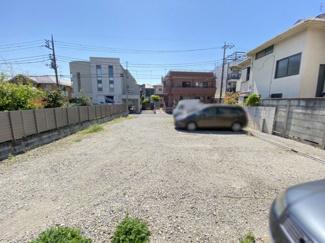 【外観】世田谷区下馬6丁目 建築条件なし土地