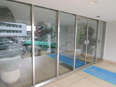 【エントランス】妙蓮寺スカイマンション