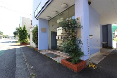 【外観】霊屋橋貸事務所