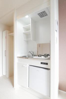 ハーモニーテラス武蔵中原のお料理しやすいキッチンです★