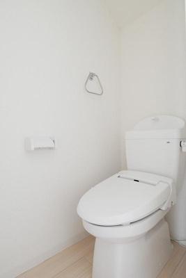 プランタンの清潔感のあるトイレです☆