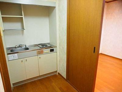 【キッチン】下山手ハイツ