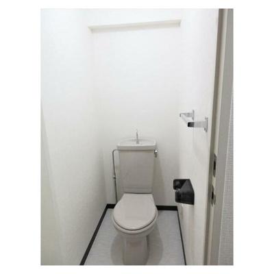 【トイレ】新宿グリーンハイツ