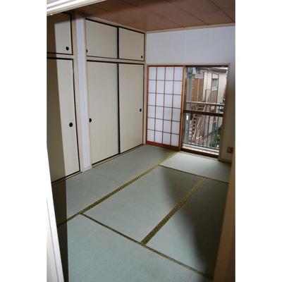 モリハイツの和室