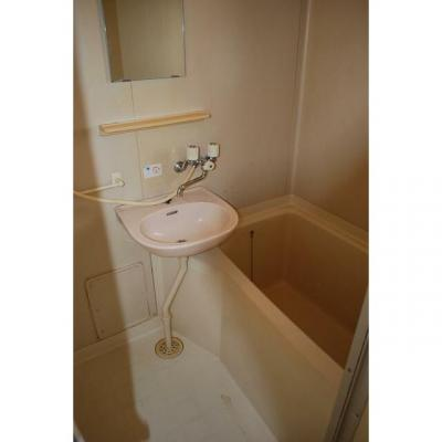 モリハイツの風呂