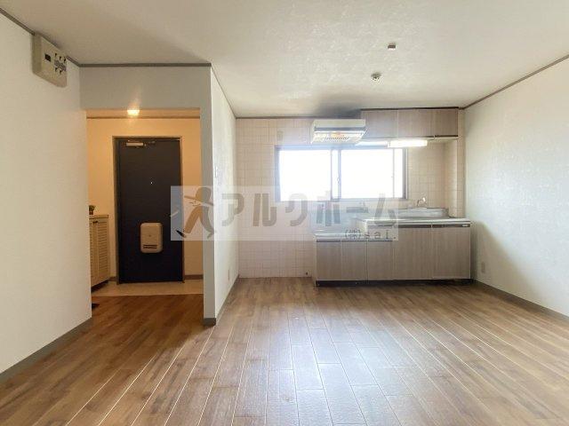 カスガハイツ(柏原市田辺) キッチン