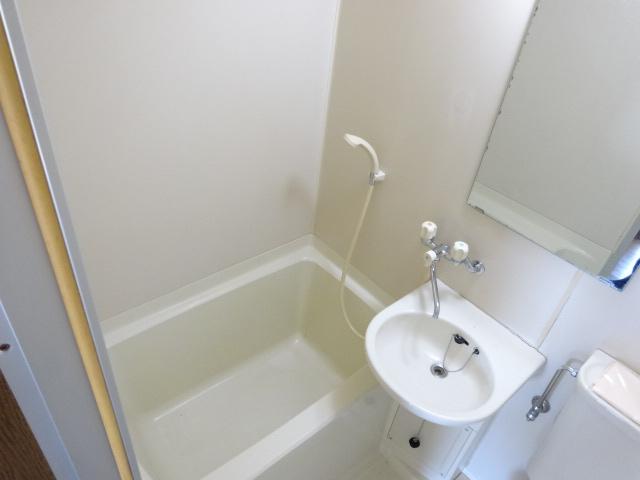【浴室】カレッチヒルサンシオン