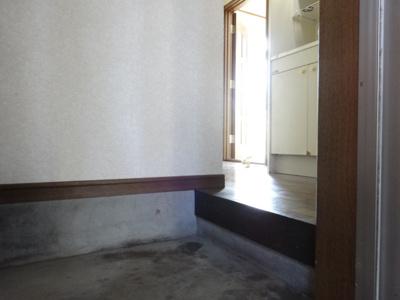 【玄関】カレッチヒルサンシオン