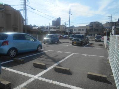 【外観】若生第1駐車場