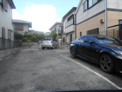 【外観】宮山町2丁目月極駐車場