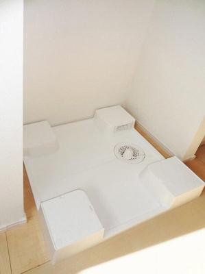 (仮)新百合ヶ丘デザイナーズアパートの室内洗濯機置き場