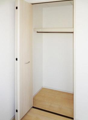(仮)新百合ヶ丘デザイナーズアパートのクローゼット