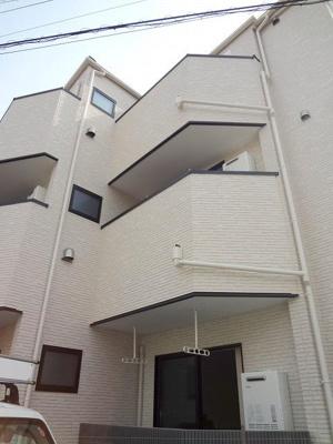 (仮)新百合ヶ丘デザイナーズアパートの外観