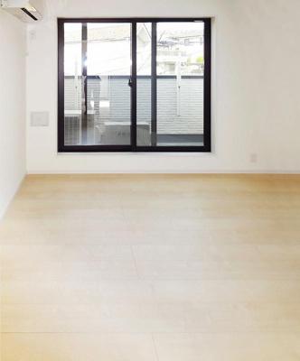 (仮)新百合ヶ丘デザイナーズアパートのフローリング