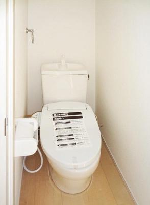 (仮)新百合ヶ丘デザイナーズアパートのトイレ