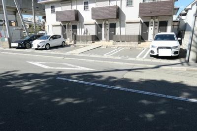 【駐車場】サニーフラット神屋