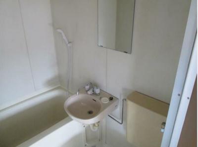 【浴室】ミネハイツ