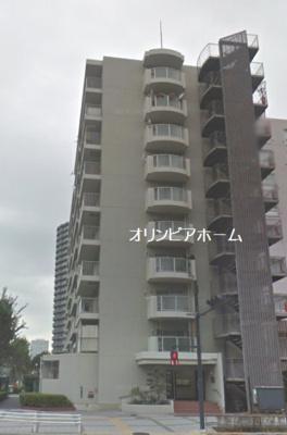 【外観】豊洲ハイツ 8階 リノベーション済 豊洲駅9分