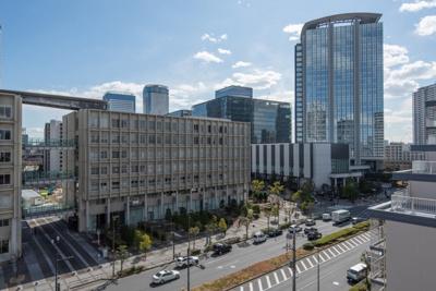 【展望】豊洲ハイツ 8階 リノベーション済 豊洲駅9分