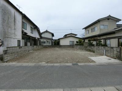 【外観】米子市宗像 売土地