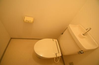 【トイレ】ドミールゆり