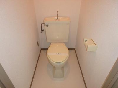 【トイレ】第一小金井マンション