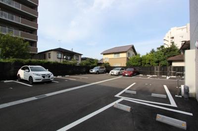 【駐車場】上杉ガーデンスクエア