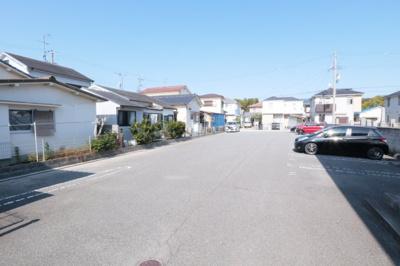 【駐車場】コンフォート小山