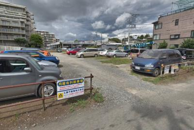 【外観】足立座間駐車場