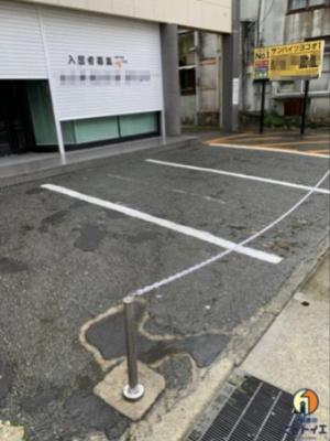 【駐車場】サンハイツヨコオ1 1階店舗テナント