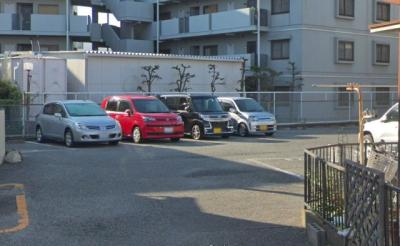 【外観】渋川駐車場(石橋4丁目)