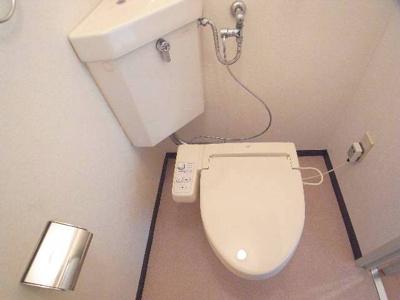 【トイレ】ロイヤルコーポ西明石