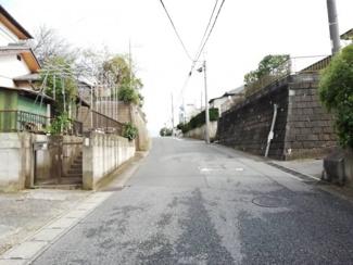 千葉市中央区生実町  閑静な住宅地にございます