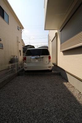 【駐車場】犬目町戸建