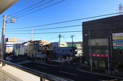 【展望】綱島ダイヤモンドパレス
