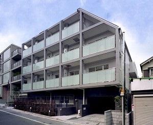 【外観】アパートメンツ松濤