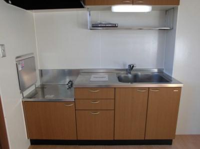 ウィルモア弐番館のキッチン