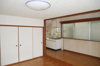 2階洋室、ミニキッチン付