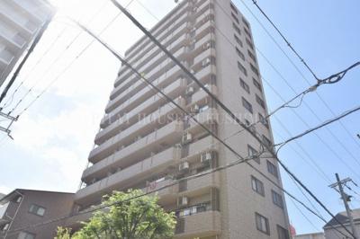 【外観】キングマンション福島Ⅱ