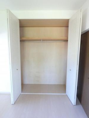 広々とした収納スペースもあります。