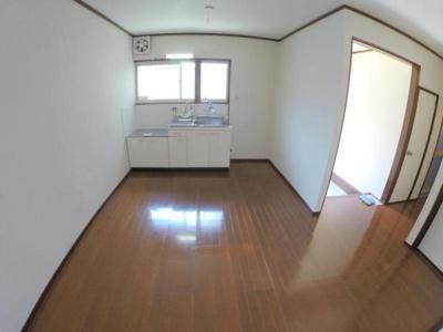 【キッチン】北摂荘