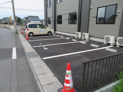【駐車場】セゾン ド ウララ