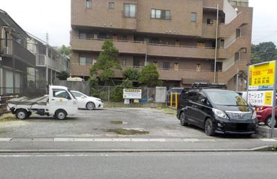 【外観】水道みち山本駐車場